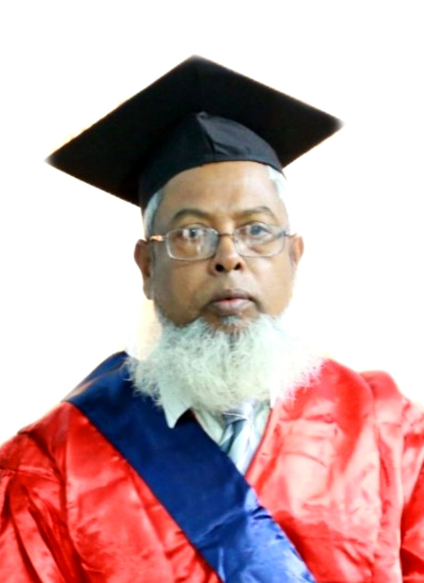 Dr. Md. Mortuza Ali